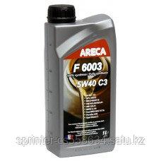 Моторное масло ARECA F6003 C3 5w40 1 литр