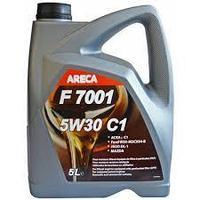 Моторное масло ARECA F7001 5w30 C1 5 литров