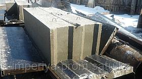 Перегородка к формам ФБС-Р  для выпуска блоков ФБС длиной 600 мм и 1200 мм