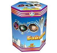 Батарея салютов БАЙТЕРЕК 19 выстрелов