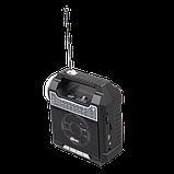 RITMIX RPR-444 Радиоприемник портативный BLACK, фото 2