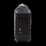 RITMIX RPR-444 Радиоприемник портативный BLACK, фото 4