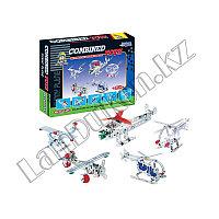 Металлический конструктор Combined Toys 209 деталей 810B