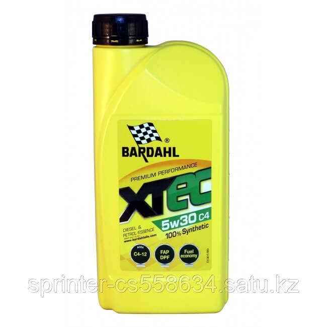 Моторное масло BARDAHL XTEC 5w30 C4 1 литр