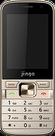Мобильный телефон Jinga Simple F370 золото