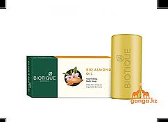 Питательное мыло для тела Био Миндальное масло (Bio Almond Oil Nourishing Body Soap BIOTIQUE), 150 г.