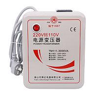 TM111-3000VA 3000w 3KVA Преобразователь напряжения с понижающим напряжением 220V-240V до 110v-120V
