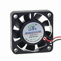 Вентилятор компьютерный 5v  0,12A 40x40x10  Gtd 2pin