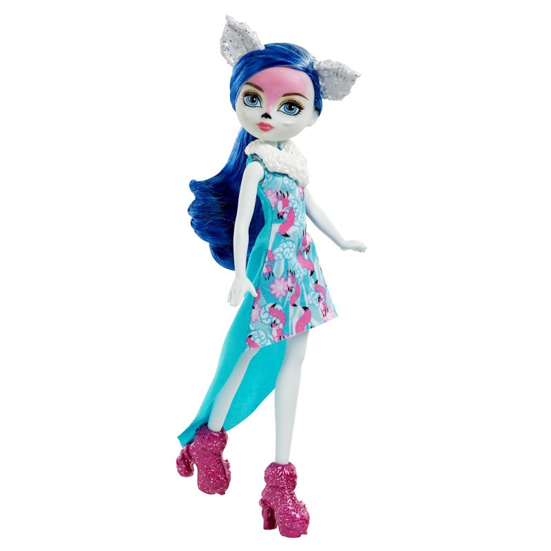 Ever After High Кукла пикси Foxanne Заколдованная зима