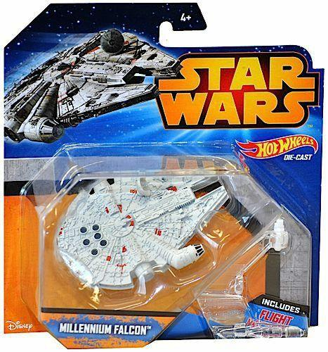 "Hot Wheels ""Звездные войны"" MILLENIUM FALCON"