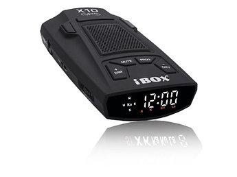 Радар-детектор iBox X10 Signature