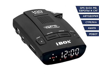 Радар-детектор iBox PRO100 Signature