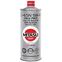 Моторное масло MITASU SUPER DIESEL 5w40 1 литр