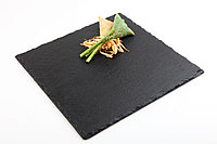 Сланец для подачи блюд 26,5х26,5 см
