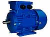 Электродвигатель  АИР 63А4 лапковый