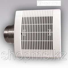 Вентилятор центробежный вытяжной ЭРА NVF15 ф125 с обр. клапаном, фильтром, двигатель в защитном корп