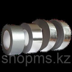 ЛМА, Лента монтажная клейкая алюминиевая армированная, 50 мм х 50 м, 120 мкм.