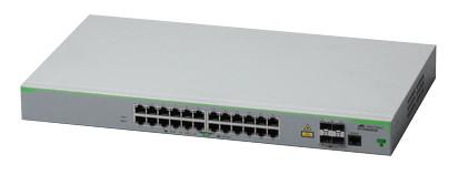 Коммутатор Allied Telesis AT-FS980M/28PS 24-PoE Управляемый 28-ports