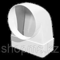 Соединитель угловой ЭРА (620СК10КП) 60*204/D100