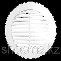Решетка вентиляционная круглая ЭРА 10РК D130 фланец D100