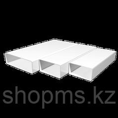 Воздуховод прямоугольный ЭРА (620ВП1.5) 60*204 L-1.5 м