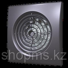 Вентилятор ЭРА AURA 5C ф125 dark gray metal