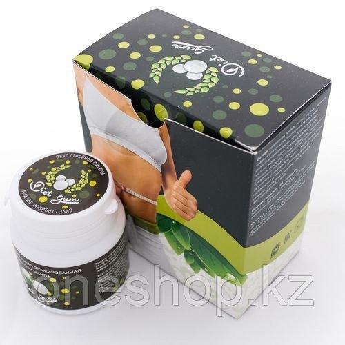 Жевательная резинка Diet Gum для похудения