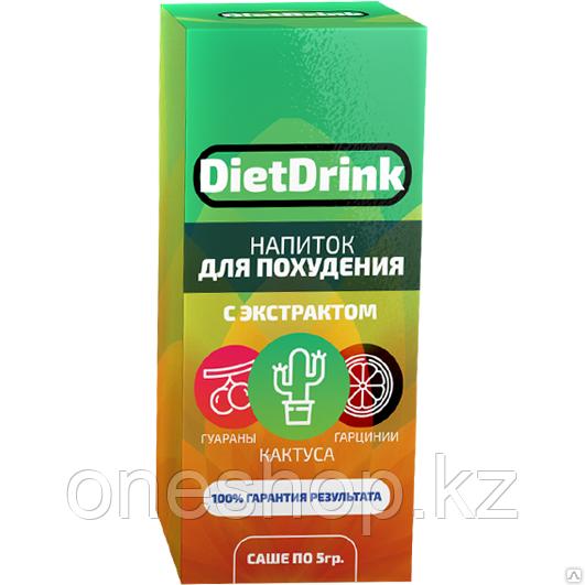 Напиток DietDrink (Диет Дринк) для похудения - фото 1