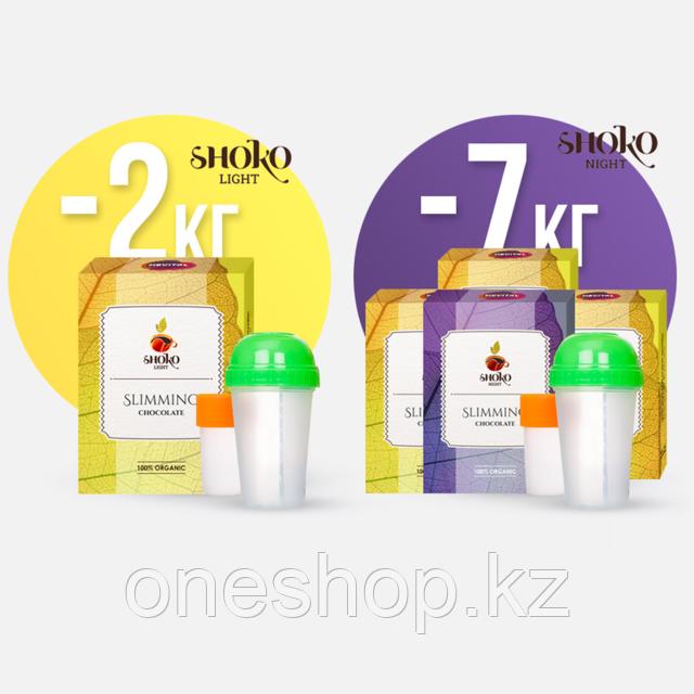 Шоколад Shoko Light для похудения