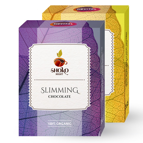 Shoko Light Slimming Chokolate для похудения
