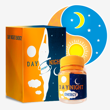 Капсулы Day Night Energy для похудения (30 шт) - фото 2