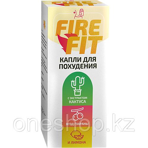 Fire Fit (Файр Фит) капли для похудения