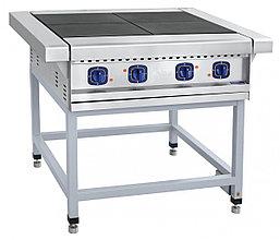 Плита электрическая ЭП-4П  без жарочного шкафа