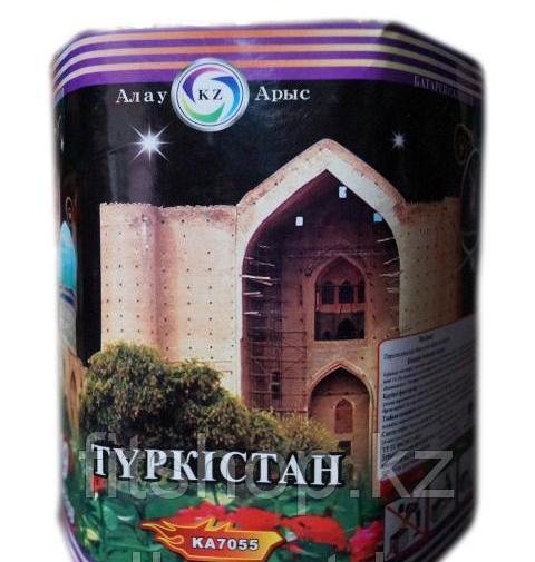"Салют ""Туркестан"" 19 залпов"