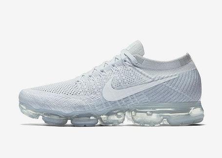 Кроссовки Nike Air Vapor Max 2018 белые, фото 2