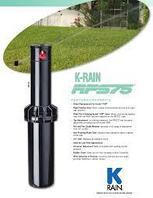 Роторный дождеватель RPS-75 K-Rain