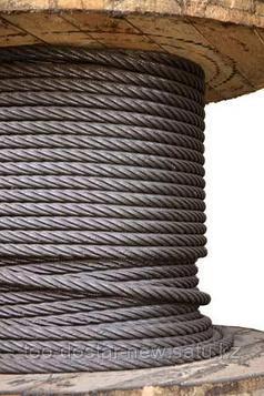 Трос стальной (канат стальной) ГОСТ 2688-80