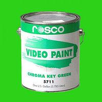 Rosco Digicomp HD Digital Green 5 Gallon хромакейная краска, фото 1