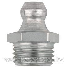 Пресс-маслёнка прямая M8X1,25, ключ SW 7, Lобщ-16, Lрезьб- 5,4 мм