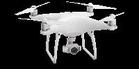 Квадрокоптер (дрон) DJI Phantom 4 Pro, ver.2