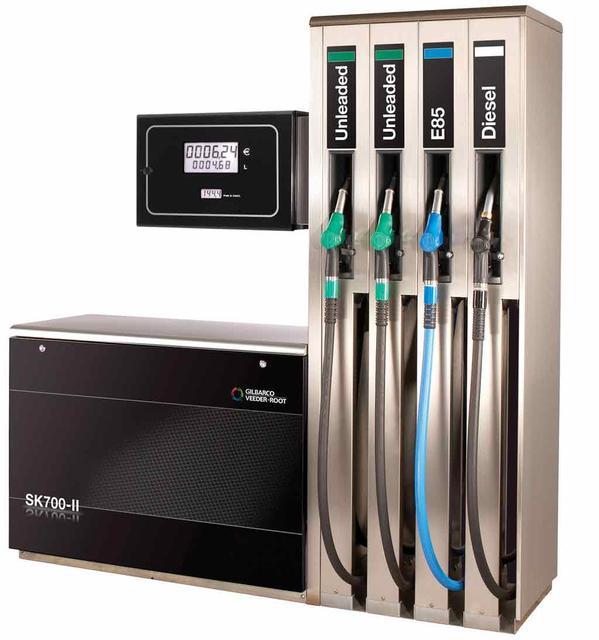 Топливораздаточные колонки gilbarco (трк)