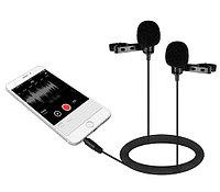 Петличный микрофон BOYA BY-LM400