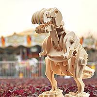Динозавр T-REX, робот-конструктор