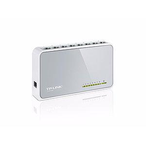 8-портовый коммутатор TP-Link TL-SF1008D(UN)