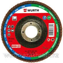 Лепестковый диск BR22.23-G80-D125