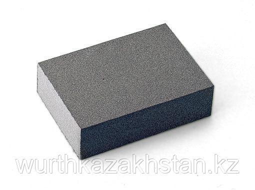 Губка для шлифования  100х68х25 зерно 80
