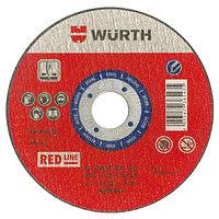 Отрезной диск BR22,2-D180Х2,5MM RED сталь