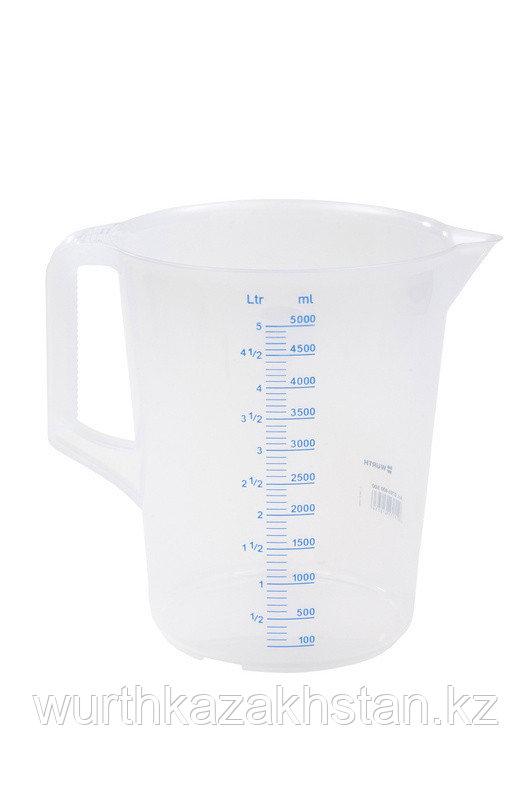Лейка мерная 1 литр