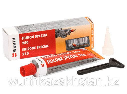 Специальный силикон до +250 черный