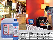 Санитарный синий 1 л. очиститель